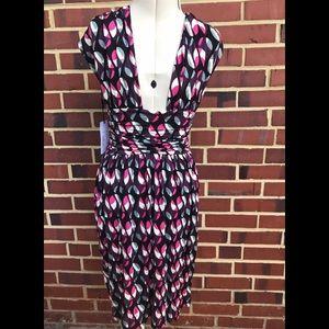 M Missoni Ruched Jersey Dress NWT - Sz XS